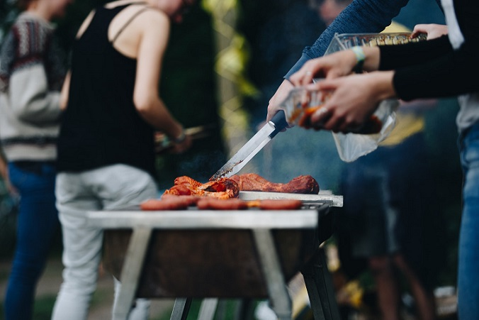 Sustainable BBQ