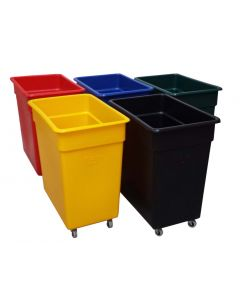 Bottle Bins in 5 Colours 120 Litres 650 x 450 x 690mm